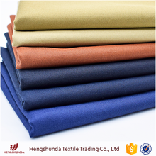 alibaba China supplier wholesale woven twill polyester cotton fabric for trousers HSD-6017