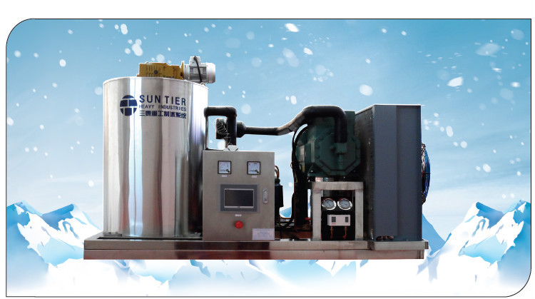 Ease of operation Flake Ice Machine Not easy to melt Ice Making Machine