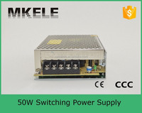 S-50-12 dc power supply 12v 50w 12v4a switching power supply 12 vdc power supply single output CE approved