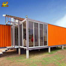 High quality hot sale China manufacturers direct sales luxury container house