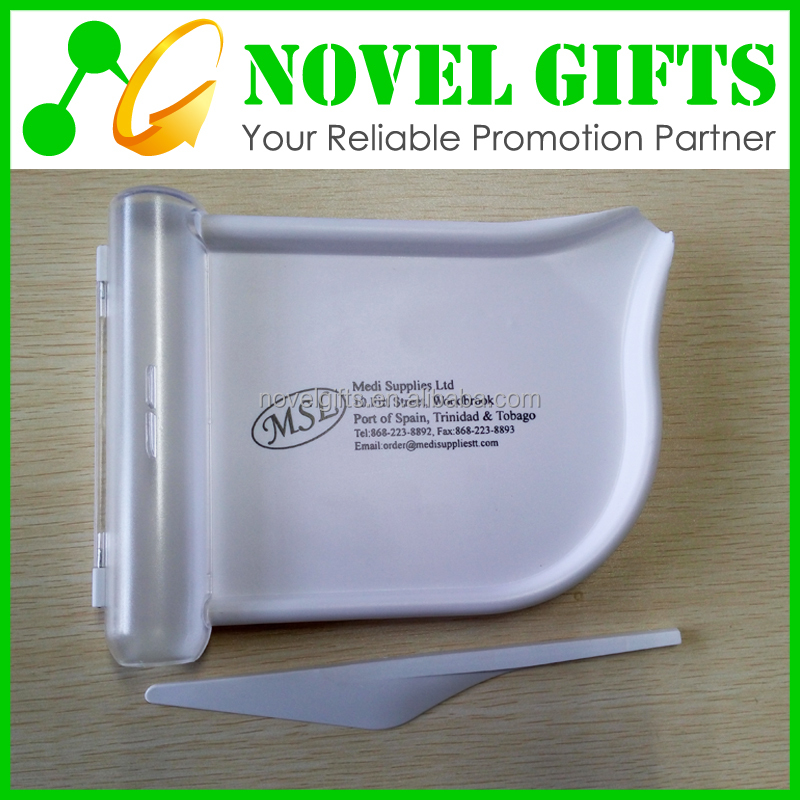 Promotion Gifts Medical Plastic Pill Counter Tray Dispenser