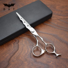 CD1-60 Professional Salon Use japanese steel 440C hair cutting barber scissors for beauty