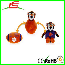 NCAA College Reversapals clemson tigers reverse-a-pal plush toy