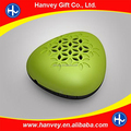 Wireless triangle colorful high quality hand free sound driver Bluetooth speaker