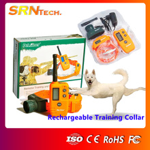 PET715 PET910 Remote Dog Rechargeable Shock Training Beeper Collars