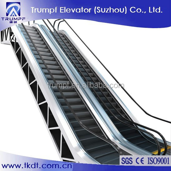 Trumpf Indoor Escalator