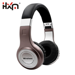 factory price new model over ear gaming audio headset usb wireless cordless stereo headphones