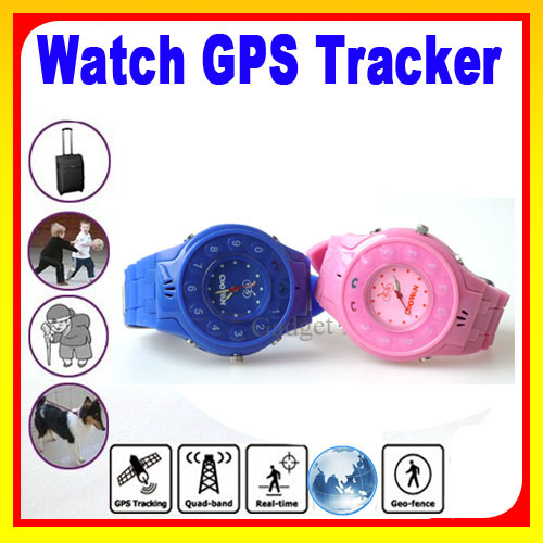 Hot Sale GPS Watch Tracker Hand Wrist GPS Watch GPS Tracker With Communication function