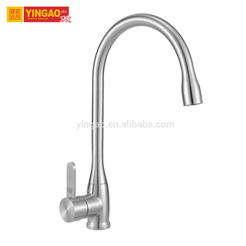 CE approval single handle upc kitchen faucet