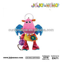 2013 Plush embroidery child play toy store