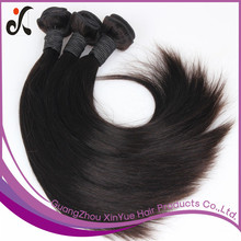 Wholesale Indian Human Virgin Straight Hair Bundles Black Hair Products For Sale