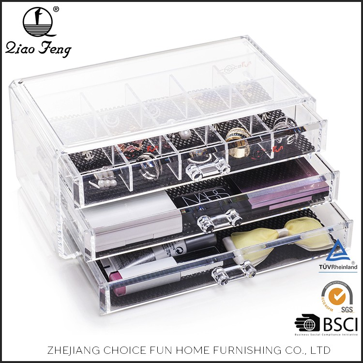 High Quality 2016 New Home Make Up Drawer Organizer