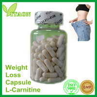500 mg ISO GMP Certificate and OEM Private Label Acetyl L-carnitine Chinese Herbal Weight Loss Pills
