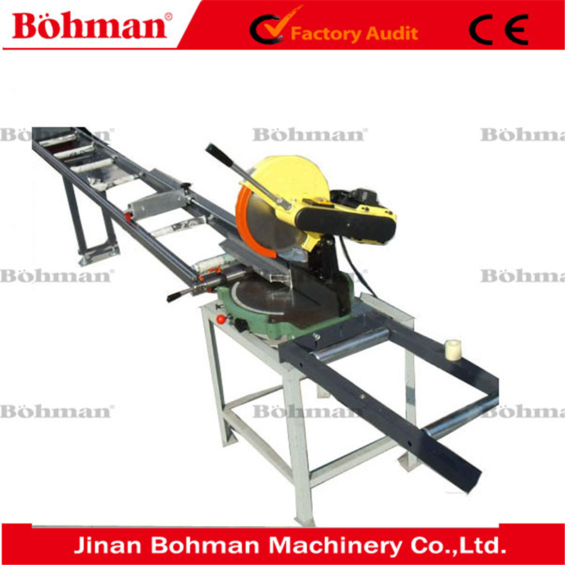 Portable 6063 LED light bar Aluminum Profile <strong>Cutting</strong> Saw Machine
