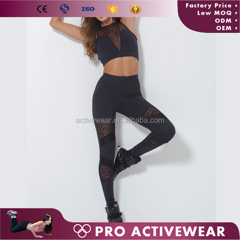 (Free sample)Custom made top quality breathable sublimation pants,compression tracksuits yoga leggings pants
