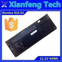 Alibaba Trade Assurance Group Supplier, internal laptop battery for HP EliteBook Revolve 810 G1 Tablet, OD06XL H6L25AA