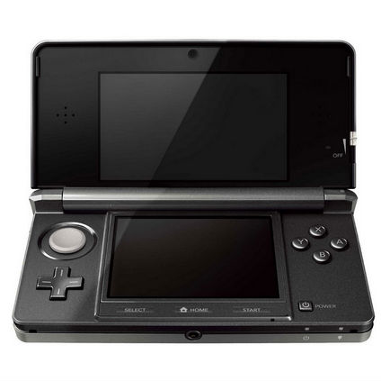 Handheld game console for Nintendo 3DS