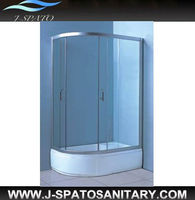 Simple Style 2013 China Folding Bath Shower Screen