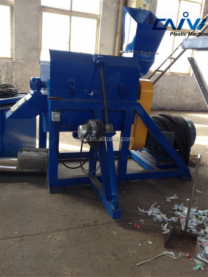 Recycling Plastic Blower : Cheap cost of plastic recycling machine pp pe film washing