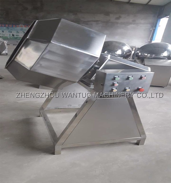 Automatic different seasoning high output capacity Cereals making Machine