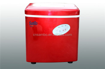 No noise and environment-protection ice maker machine,Hot selling mini portable home ice maker machine