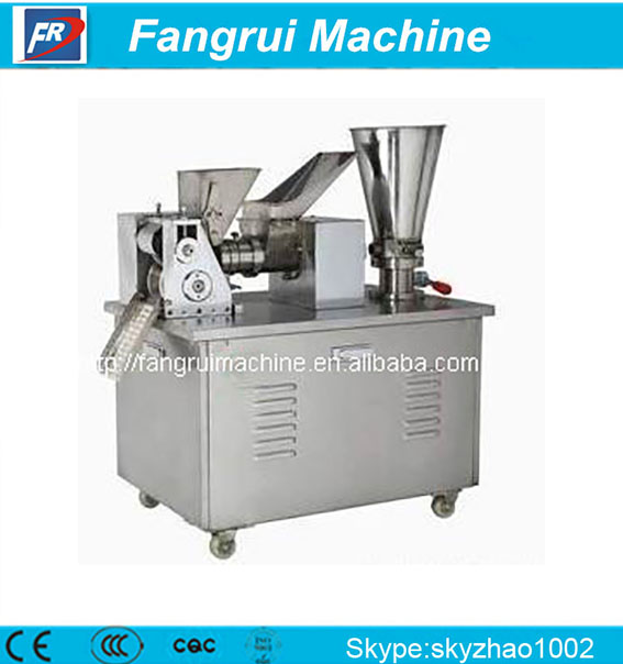 Exquisitely and decorative pattern neatly steamed bun filling machine