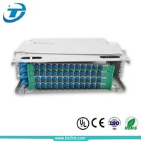 FTTH Outdoor Indoor 1U 2U Wall