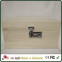 Sample Order Only - High Quality wooden box custom made