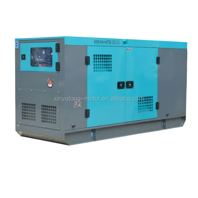 Factory Direct ! Water cooled Electric Diesel Generator 125kva price