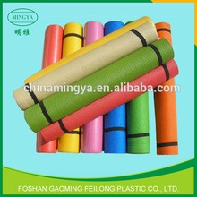 Waterproof Eco Yoga Mat With Non-Slip Surface ,Pvc Yoga Mat Manufacturer