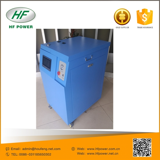 hho gas kit electricity power motor hydrogen dry cell generator car service station cleaning machine equipment for car