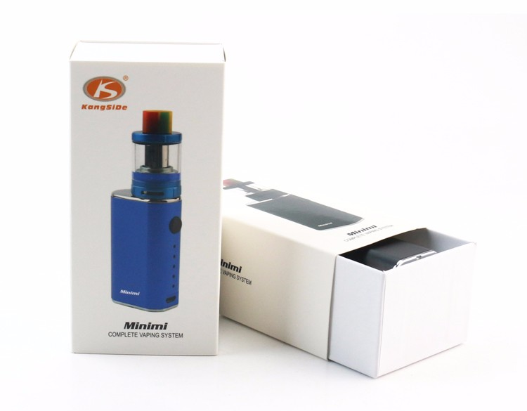 Kangside MINIMI e cigs box mod 1400mAh battery accessories new products 2016