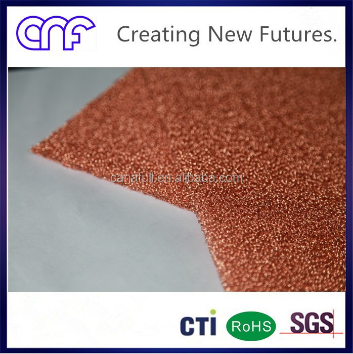 Porous Foam Metal Copper for Battery Cathode Substrate foamed copper