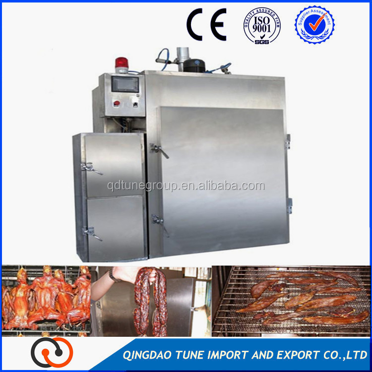 High Quality Meat Smokehouse For Fish Beef|Automatic Smoked Meat,Fish,Chicken,Sausage,Pork,Salami,Food Process|Smoked Furance