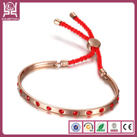 cheap red cotton friendship bracelets