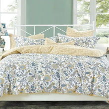 Fashionable design home textile 100% cotton bedding set in cheap price