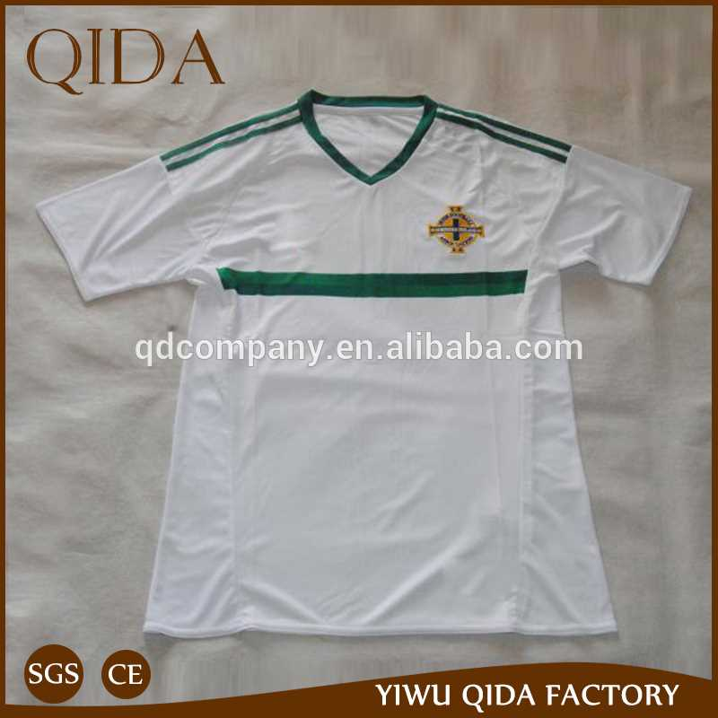 2016-2017 Ireland National Soccer Uniform Soccer Jersey Basketball Jersey Jordan