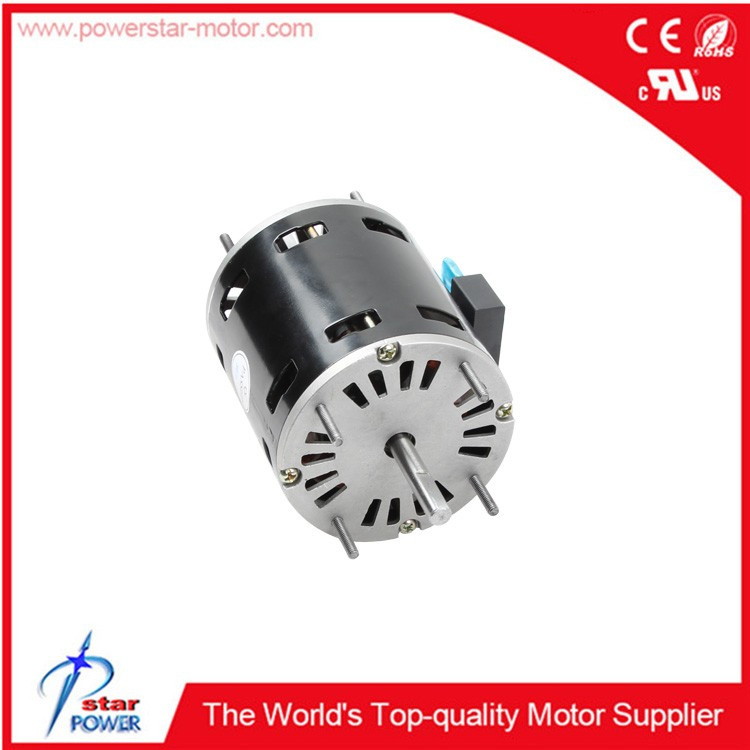 double shaft 120V 1/15hp AC 3.3 inch motor