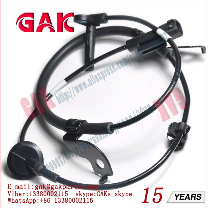Hot sale Auto Genuine Parts Wheel Speed Sensor Type ABS Sensor for Mitsubishi Outlander Lancer 4670A575