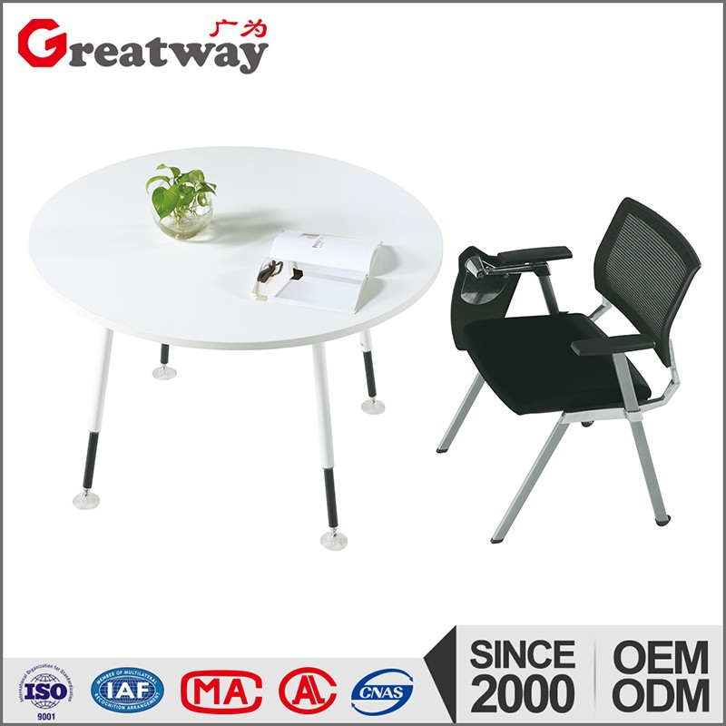 New fashion stainless steel table leg used tray tea table coffee table for snack serving furniture