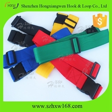 Adjustable Travel Luggage Suitcase Cross Strap Belt Clasp