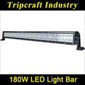 2014 hottest auto Led work lamp bar 180w Led lightbar Manufacture CAR LED LIGHT BAR for cars Atv SUV