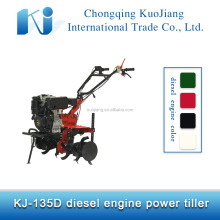 Strong power 10hp diesel tractor hoes/micro cultivator for sale