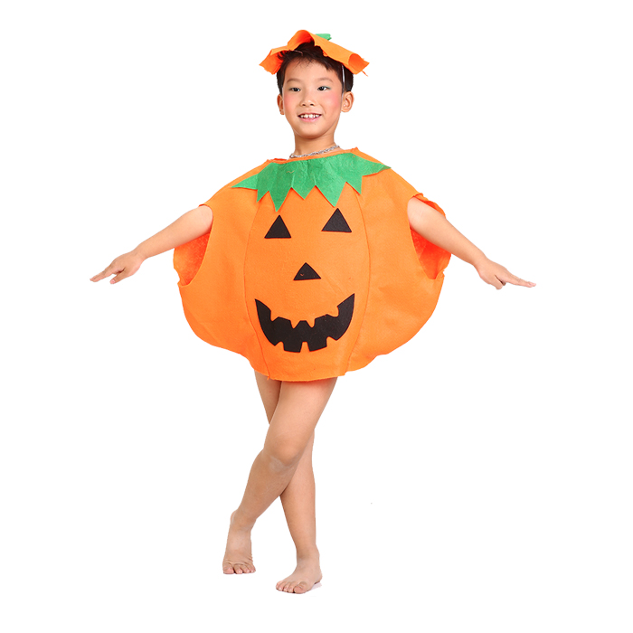 Vegetable Design Costumes Performance Clothes For Kids Childrens Day Gifts