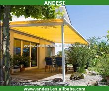 outdoor motorized pergola canopy designs awning