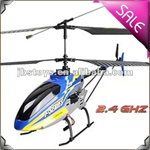 81CM 2.4G 4 Channel RC Mjx F39 Single Propeller Helicopter