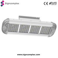 IP65 suspension/ceiling mounted linear 150w led tunnel light