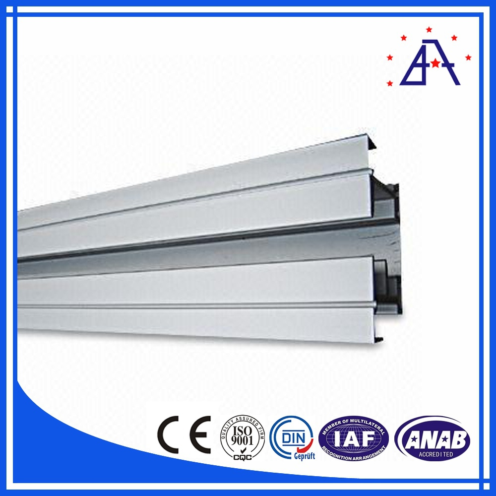 Integrated Aluminum Joist for Ceiling