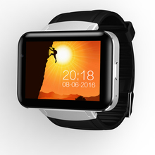 "2.2"" Big Touch Screen BT4.0 WiFi 3G GPS Android Smart Watch DM98"