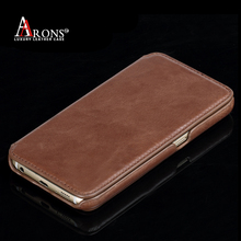 Premium flip wallet leather case for samsung galaxy as3 mini